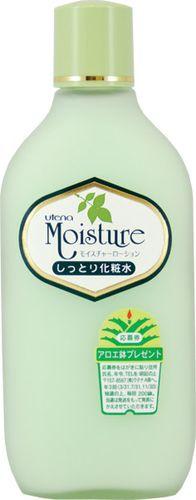 "210721 ""UTENA"" ""Moisture"" Увл. лосьон-молочко с экстрактом алоэ 155мл 1/36"
