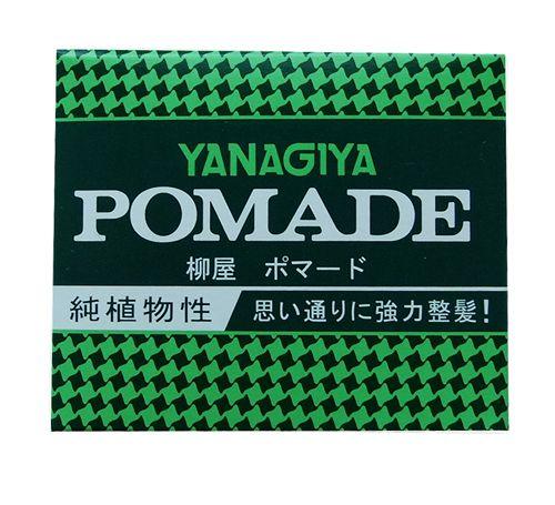 """111231 """"Yanagiya"""" """"Pomade"""" Воск для укладки волос на основе растительных экстрактов 63г 1/60"""