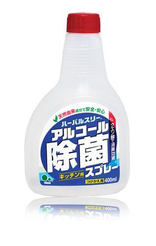 """200021 """"Mitsuei"""" Кухонный спрей с антибактериальным эффектом (зб) 0.4л 1/20"""